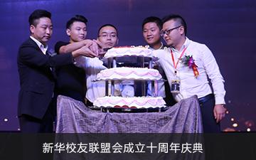 必威官网亚洲体育校友联盟会成立十周年庆典