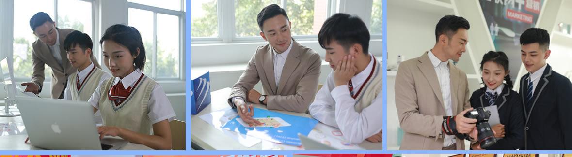 试听课教室环境,现代化教学设施,设备先进