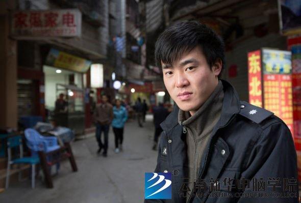 中国大学生难向蓝领工作 低头