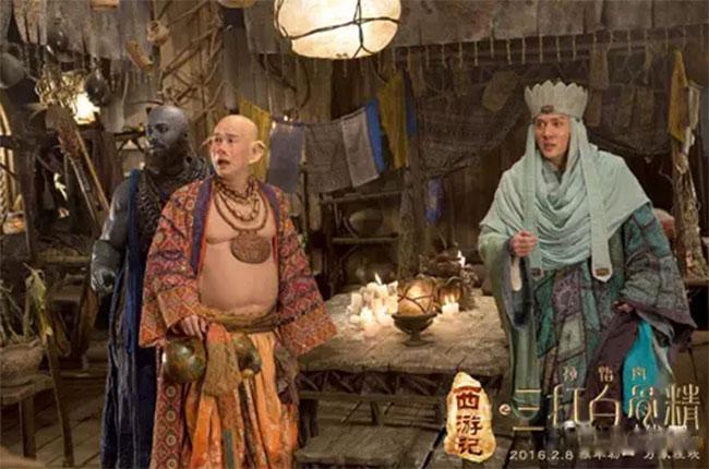"""""""孙悟空""""们的72变:西游记票房掘金之路"""
