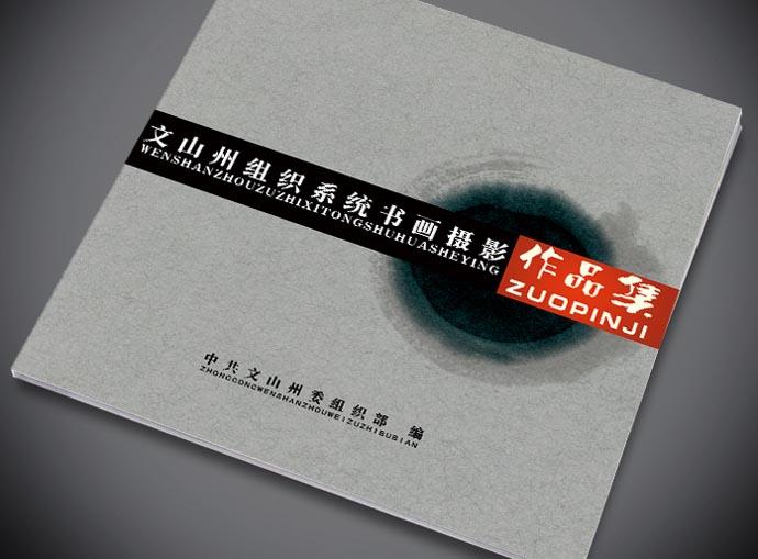 文山书画摄影作品集-云南新华电脑学院